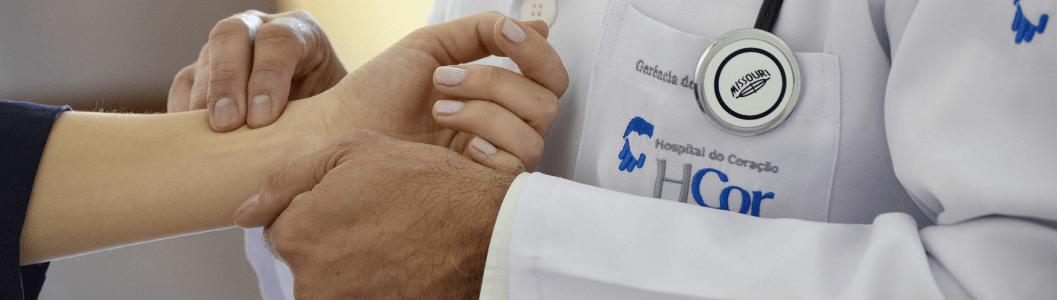 Avaliação clínica cardiovascular