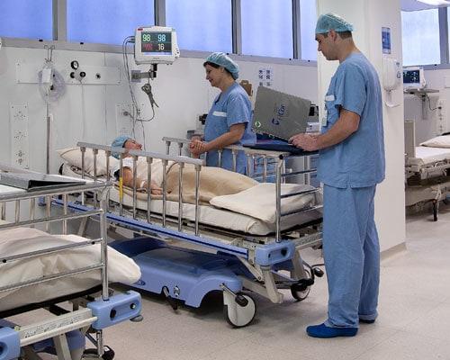 Recuperação pós-operatória