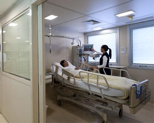 Unidade coronariana (UCO)