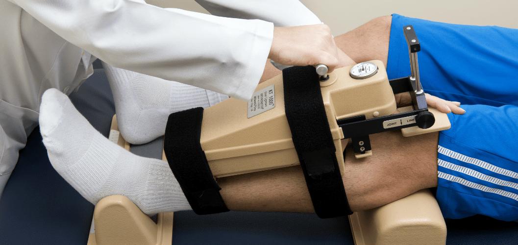 Serviço de Reabilitação HCOR - Artrometria