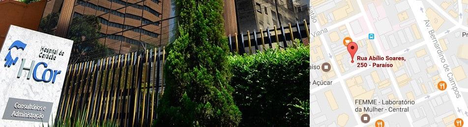Hcor Edificio Abilio Soares