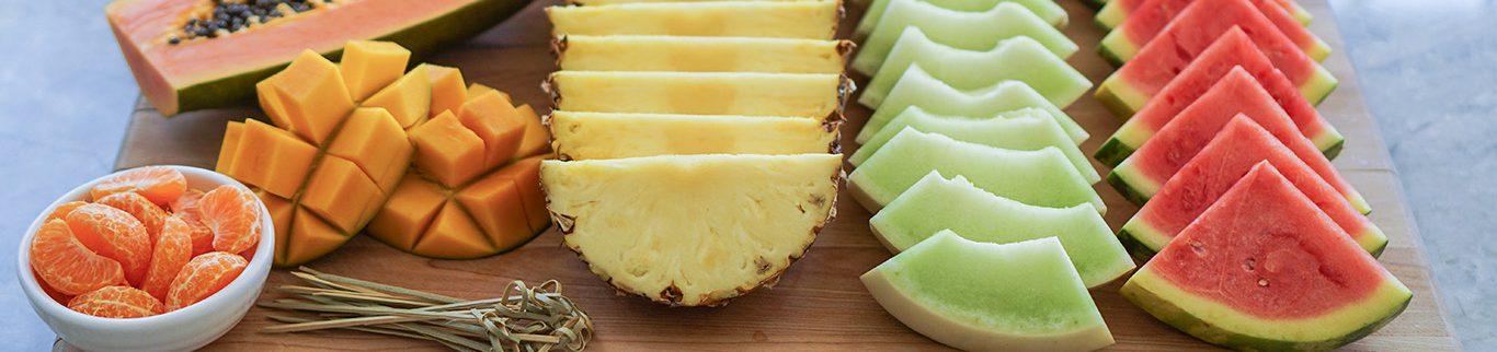 Nutricionista do HCor lista as cinco frutas campeãs da hidratação