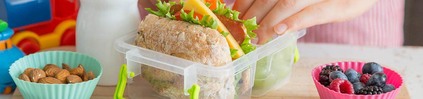 Nutricionista do HCor dá dicas de lanches saudáveis para a criançada
