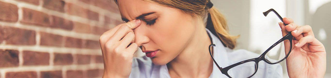 Estresse e ansiedade provocam a dor de cabeça tensional