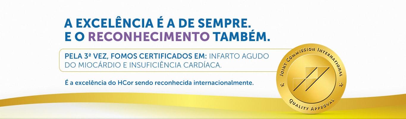 Certificação JCI