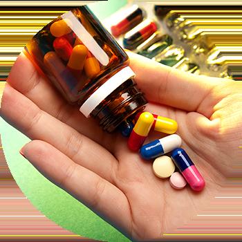 Efeitos colaterais da automedicação
