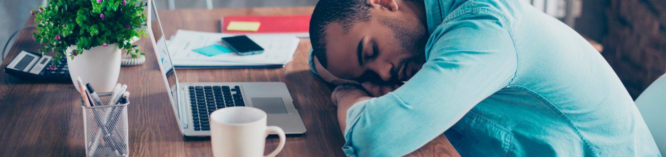Esses são os 5 sinais que você chegou ao limite do cansaço