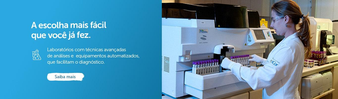 Laboratório (DIAGNÓSTICO)