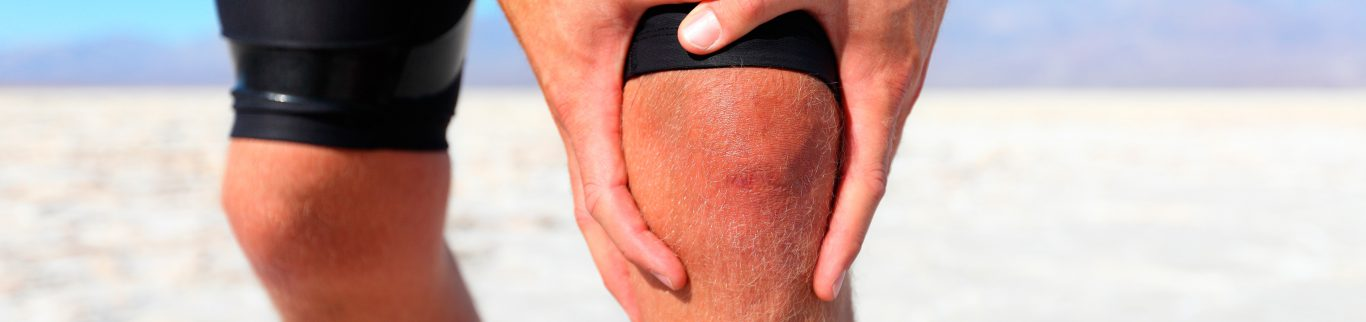 Saiba quando procurar auxílio médico após dores no joelho durante a prática de esportes