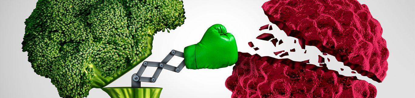 A importância do consumo de alimentos que previnem o câncer