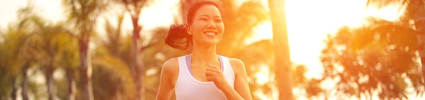A Respiração pela boca aumenta captação de oxigênio e ajuda na corrida