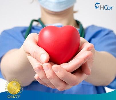 HCor recebe certificação da Organização Nacional de Acreditação em transfusão de sangue