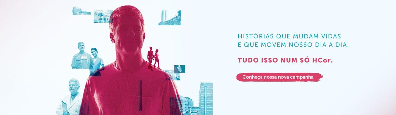 HCor lança nova campanha focada na população paulistana
