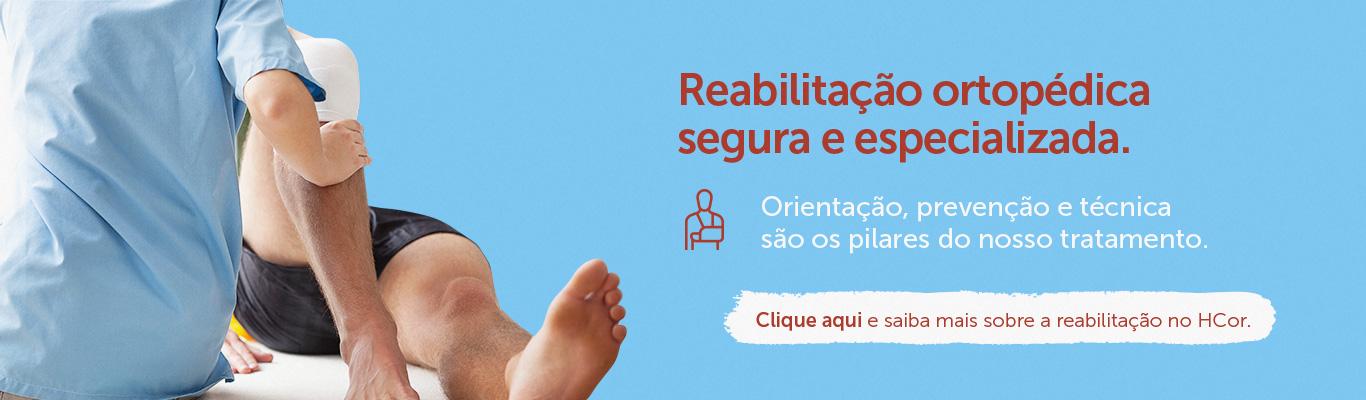 Reabilitação ( Ortopedia)