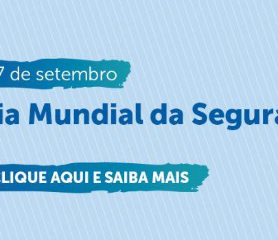 17 de setembro: Dia Mundial da Segurança do Paciente