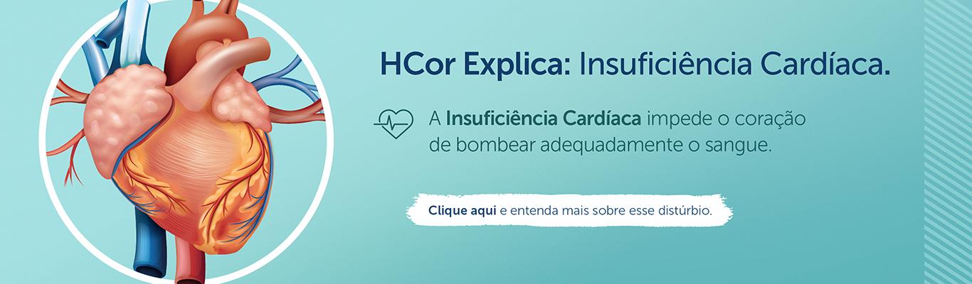 Insuficiência cardíaca - hcor explica