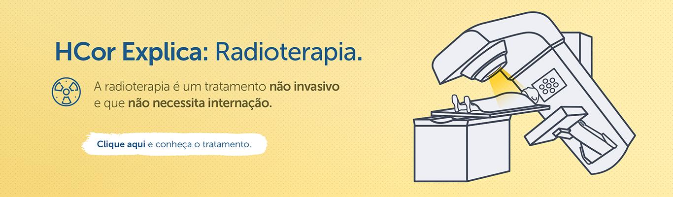 Radioterapia - HCor Explica