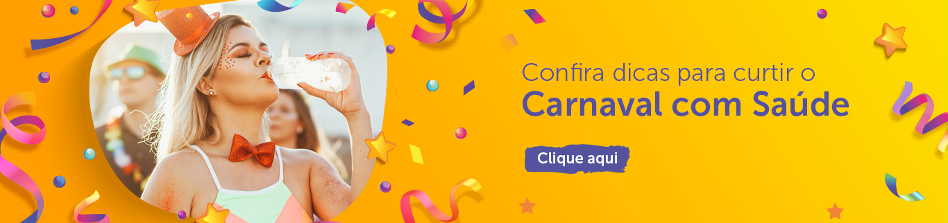 Confira dicas para curtir o Carnaval com saúde