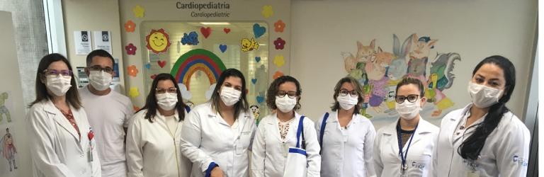 HCor recebe equipe multiprofissional da Paraíba para capacitação