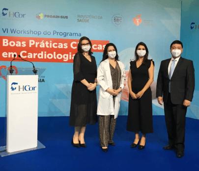 Programa do HCor premia instituições públicas de saúde